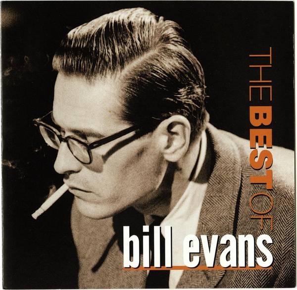Jazz Trio Digital Art - Bill Evans -  Best Of Bill Evans by Concord Music Group