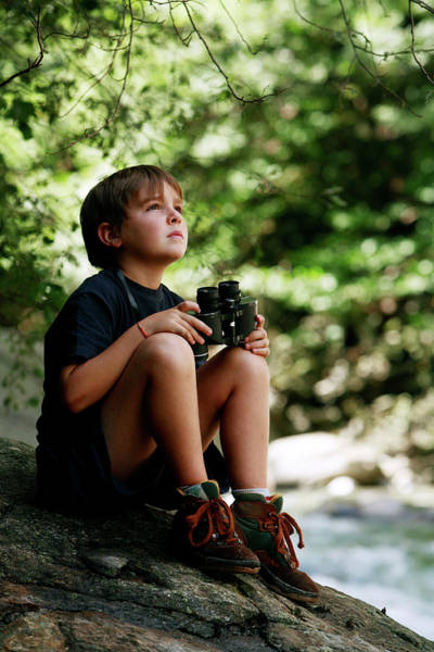 Bird Watcher Photograph - Bird Watching by Mauro Fermariello/science Photo Library