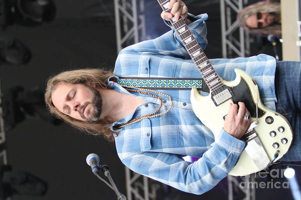 Black Crowes Wall Art - Photograph - Black Crowes by Concert Photos