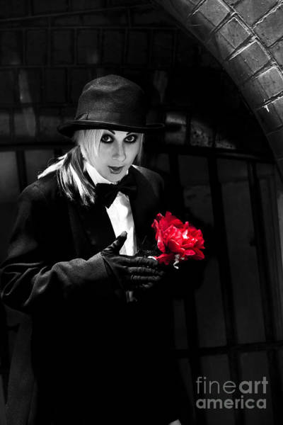 Photograph - Black Magician With Surprise Gift by Jorgo Photography - Wall Art Gallery
