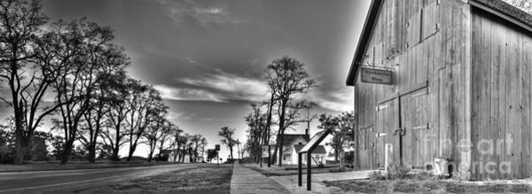 Sleeping Bear Dunes Wall Art - Photograph - Blacksmith Shop In Black And White by Twenty Two North Photography