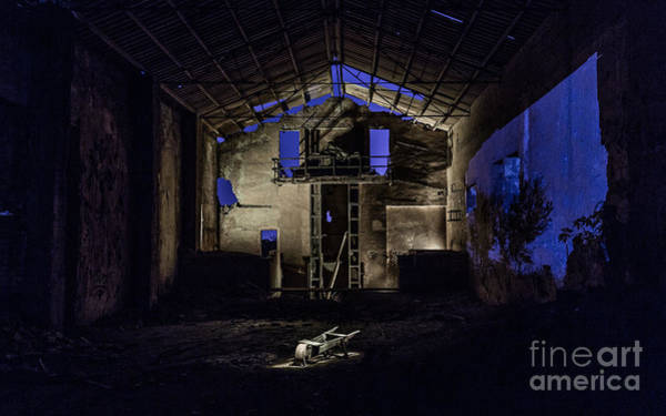 Wall Art - Photograph - Blue by Eugenio Moya