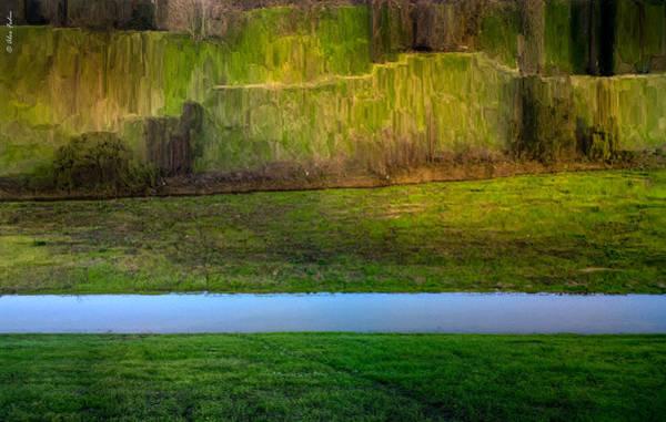 Photograph - Blue In Green by Alexander Fedin
