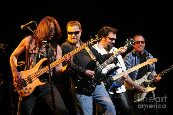 Blue Oyster Cult Wall Art - Photograph - Blue Oyster Cult by Concert Photos