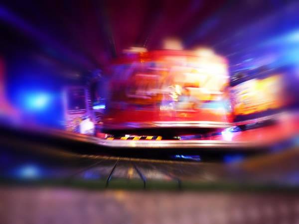 Digital Art - Blur by Charles Stuart