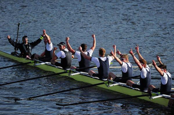 Sport Photograph - Bny Mellon Oxford V Cambridge by Dan Mullan