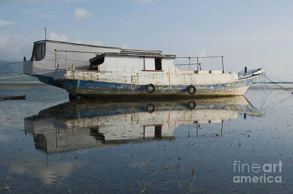 Photograph - Boats Anchored At Atauro Island by Dan Suzio