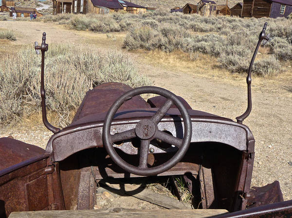Photograph - Bodie California by Steven Lapkin
