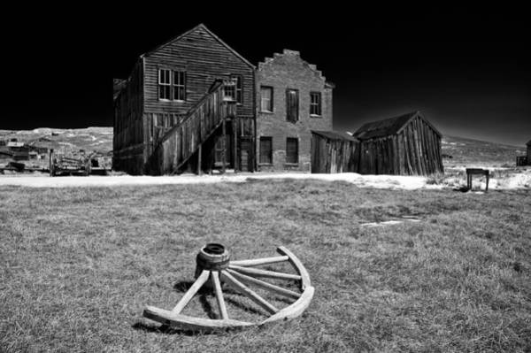Bodie Ghost Town Wall Art - Photograph - Bodie by Cat Connor