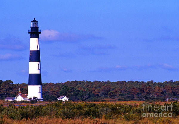Photograph - Bodie Island Lighthouse by Thomas R Fletcher