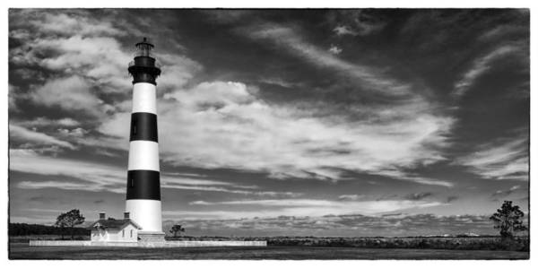 Bodie Wall Art - Photograph - Bodie Lighthouse by Robert Fawcett