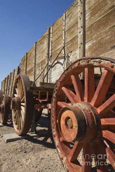 Photograph - Borax Wagon by Dan Suzio