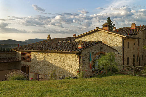 Photograph - Borgo Bottaia by Francesco Emanuele Carucci