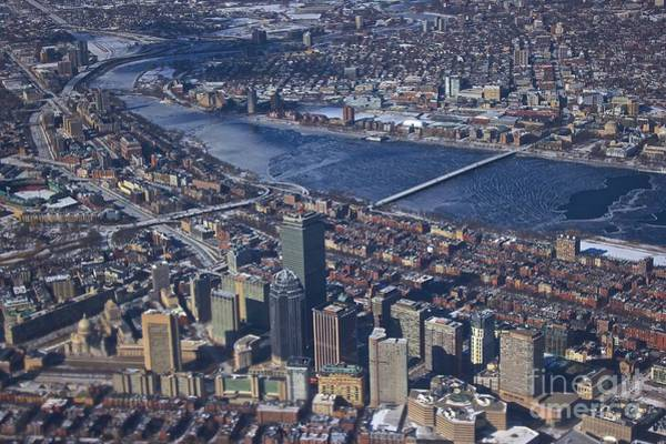 Photograph - Boston  by Amazing Jules