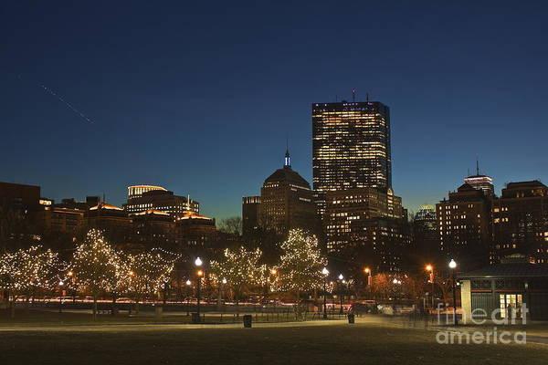 Photograph - Boston Common   by Amazing Jules