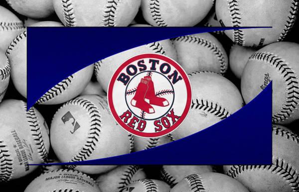 Red Sox Photograph - Boston Red Sox by Joe Hamilton