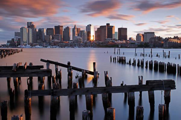 Wall Art - Photograph - Boston Skyline by Juergen Roth