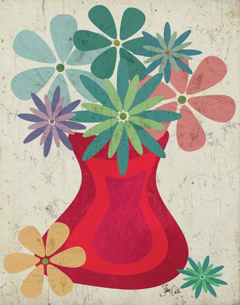 Mod Painting - Botanical I by Shanni Welsh