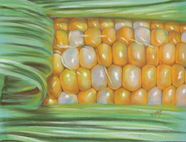 Pastel - Bread N Butter by Barbara Keith