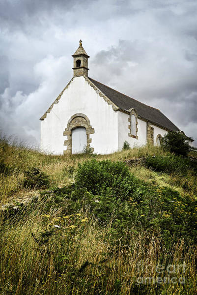 Wall Art - Photograph - Breton Church by Elena Elisseeva