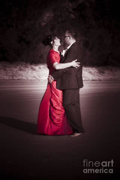 Bridal Photograph - Bride And Groom Dancing by Jorgo Photography - Wall Art Gallery