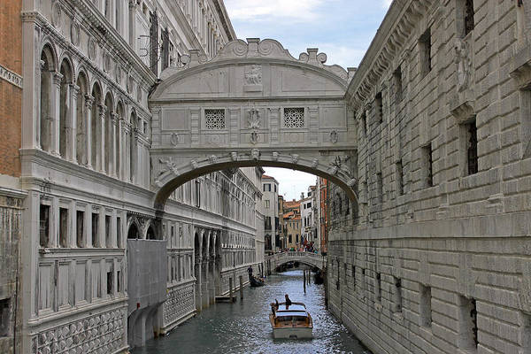 Photograph - Bridge Of Sighs by Tony Murtagh
