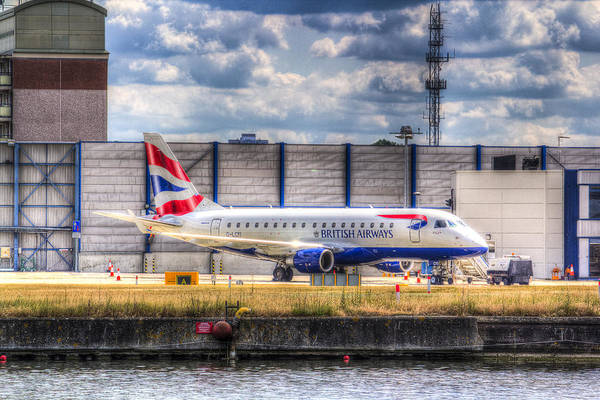 Wall Art - Photograph - British Airways  by David Pyatt