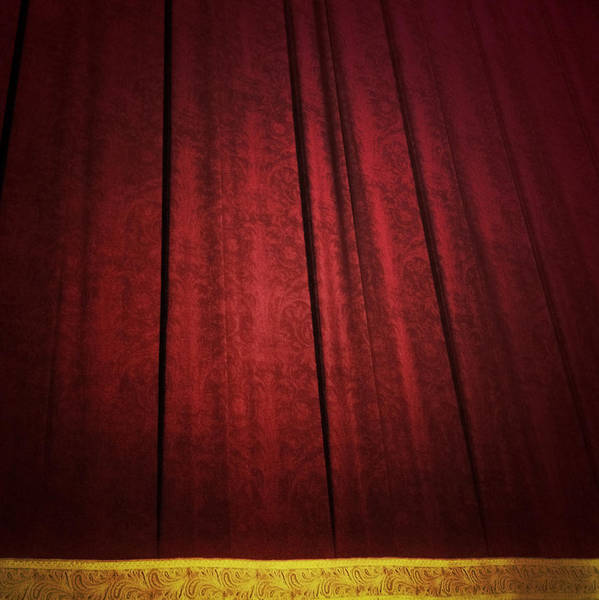 Photograph - Broadway Curtain by Natasha Marco
