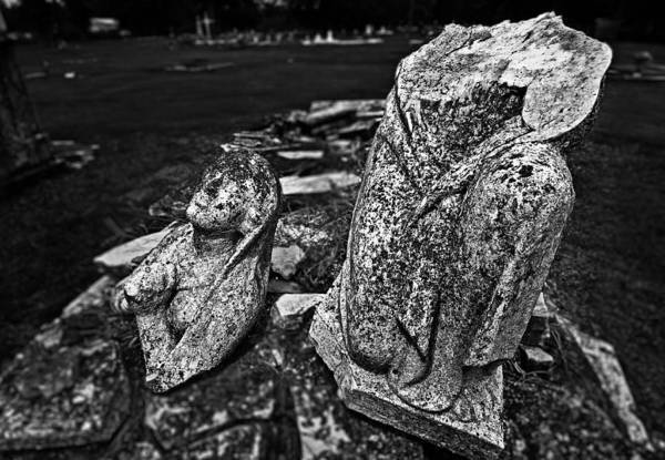 Photograph - Broken Angel by Andy Crawford