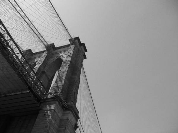 Photograph - Brooklyn Bridge by Keith McGill