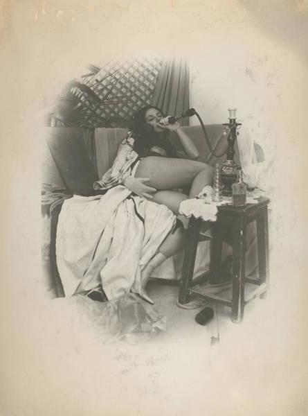Mistress Photograph - Brothel Scene  by Evgeniy Lankin