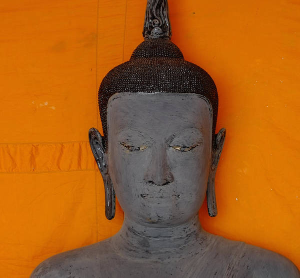 Photograph - Buddha In Making by August Timmermans