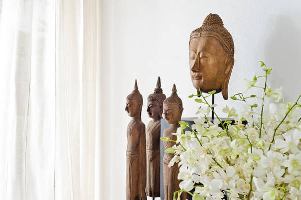 Photograph - Buddha  by U Schade