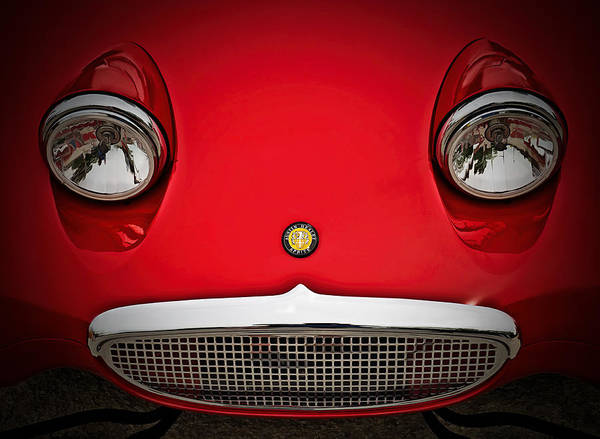 Roadster Wall Art - Digital Art - Bug Eyed Sprite by Douglas Pittman