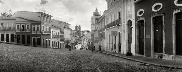 Salvador Photograph - Buildings In A City, Pelourinho by Panoramic Images