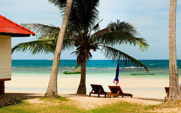 Koh Samui Photograph - Bungalow On Paradise Island by Fototrav Print
