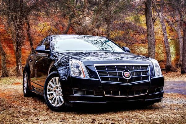Cts Photograph - Cadillac by Ricky Barnard