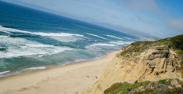 Photograph - California Coast by David Hart