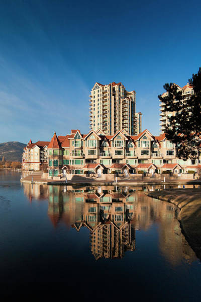 Okanagan Photograph - Canada, British Columbia, Okanagan by Walter Bibikow
