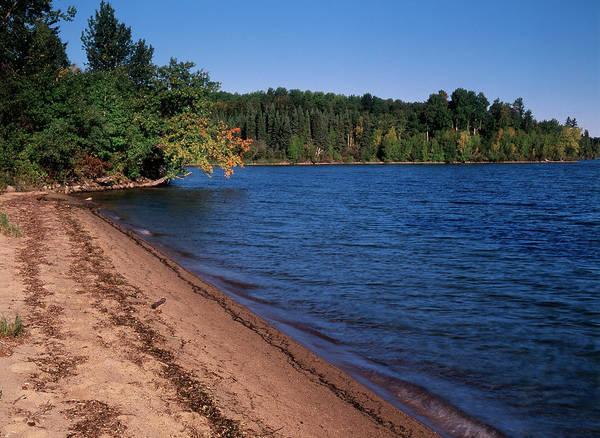 Waskesiu Photograph - Canada, Saskatchewan, Waskesiu Lake by Jaynes Gallery