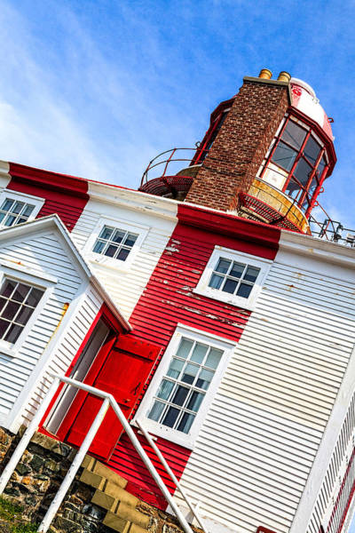 Art Print featuring the photograph Cape Bonavista Lighthouse by Perla Copernik