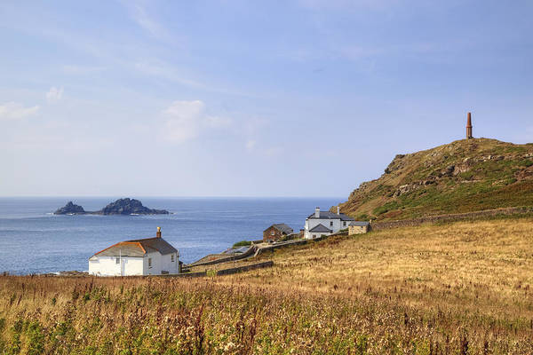 Cornwall Photograph - Cape Cornwall by Joana Kruse