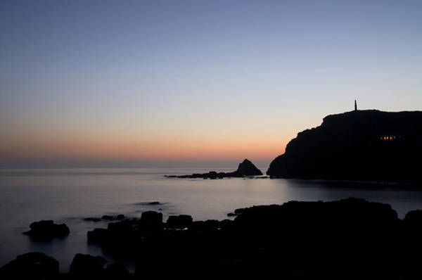 Photograph - Cape Cornwall by Pete Hemington