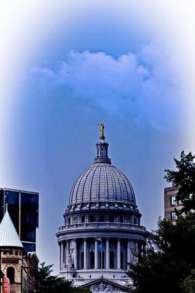 Photograph - Capitol by Jp Grace