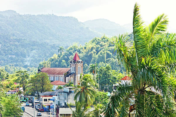 Jamaica Photograph - Caribbean Town by Peeterv