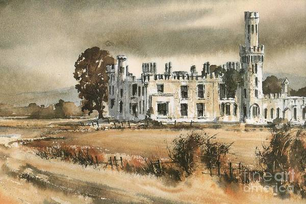Mixed Media - Carlow Ducketts Grove by Roland Byrne