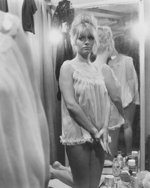 Poor Wall Art - Photograph - Carol White In Poor Cow  by Silver Screen