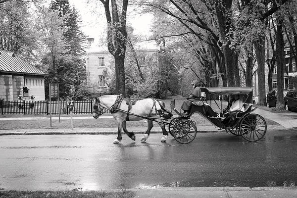 Photograph - Carriage Rides Series 01 by Carlos Diaz