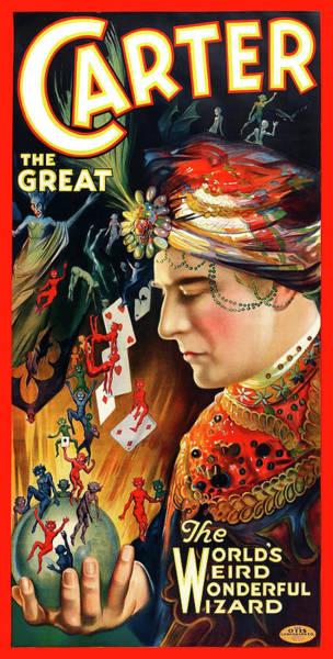 Digital Image Digital Art - Carter The Great by Gary Grayson