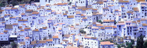 Abode Photograph - Casares, Andalucia, Spain by Panoramic Images